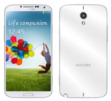 Galaxy Note III - koncept [źródło: 3g.co.uk]