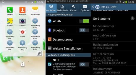 Android 4.2.2 Jelly Bean dla Galaxy S II Plus [źródło: SamMobile]