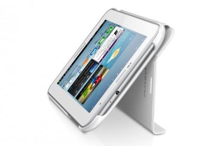 Samsung Galaxy Tab 2 7.0 - Book Cover [źródło: Samsung]