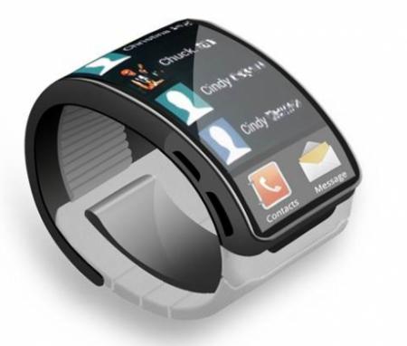 Samsung Galaxy Gear - prototyp [źródło: SamMobile]