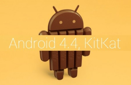 Android 4.4 KitKat [źródło: Google]