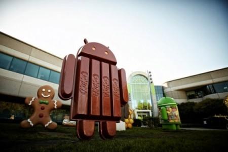 Android 4.4 KitKat [źródło: GSMArena]