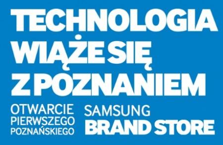 Technologia wiąże się z poznaniem [źródło: Samsung]