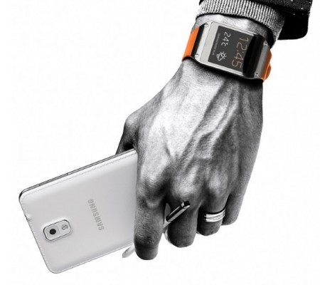 Samsung Galaxy Note 3 i Galaxy Gear [źródło: Samsung]