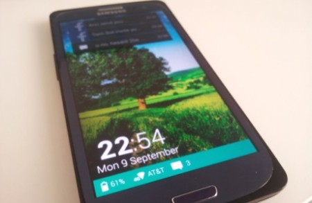 Tizen 3.0 na Galaxy S III [źródło: Tizen Experts]