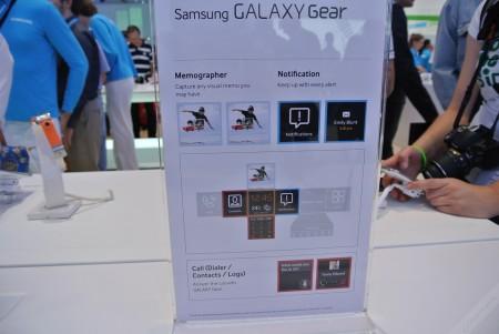 Samsung Galaxy Gear - funkcje [źródło: galaktyczny.pl]
