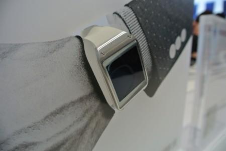 Samsung Galaxy Gear[źródło: galaktyczny.pl]