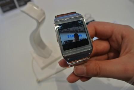 Samsung Galaxy Gear - wideo [źródło: galaktyczny.pl]