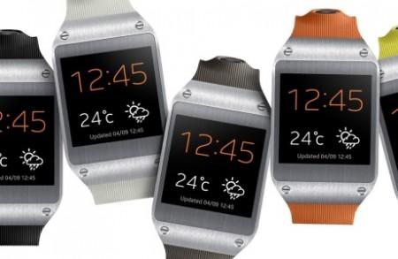 Samsung Galaxy Gear [źródło: Samsung]