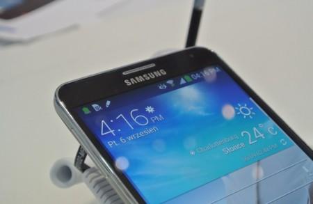Samsung Galaxy Note 3 [źródło: galaktyczny]