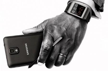 Galaxy Note 3 i Galaxy Gear [źródło: Samsung]