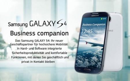 Samsung Galaxy S 4 LTE+ [źródło: Samsung]