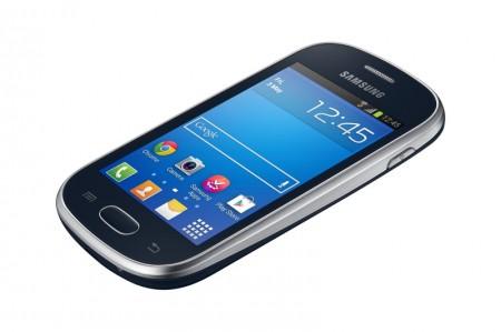 Samsung Galaxy Fame Lite [źródło: Samsung]