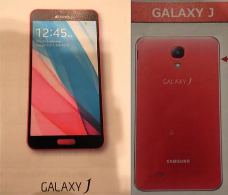 Samsung Galaxy J [źródło: SamMobile]