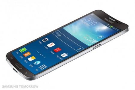 Samsung Galaxy Round [źródło: Samsung]