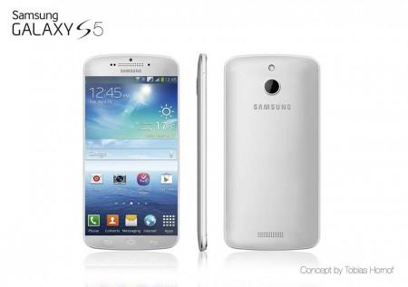 Koncept Galaxy S 5 [źródło: concept-phones.com]