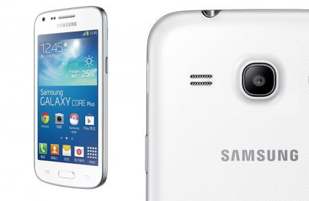 Samsung Galaxy Core Plus [źródło: Samsung]