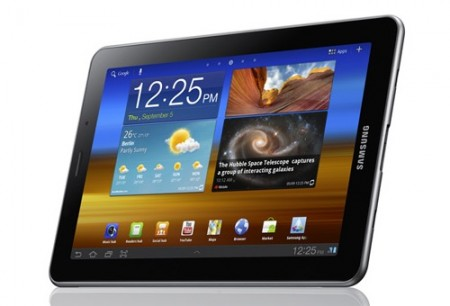 Samsung Galaxy Tab 7.7 [źródło: Samsung]