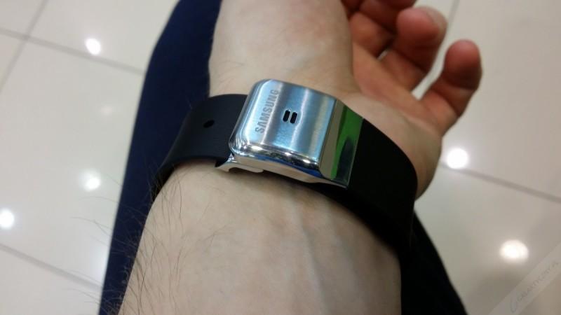 Samsung Galaxy Gear [źródło: galaktyczny.pl]