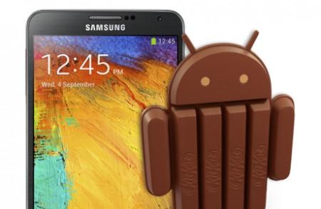 Samsung Galaxy Note 3 - 4.4 KitKat [źródło: galaktyczny.pl]
