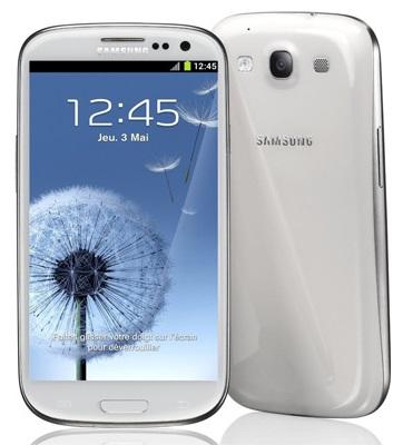 Samsung Galaxy S III [źródło: Samsung]