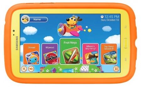 Samsung Galaxy Tab 3 Kids [źródło: Samsung]