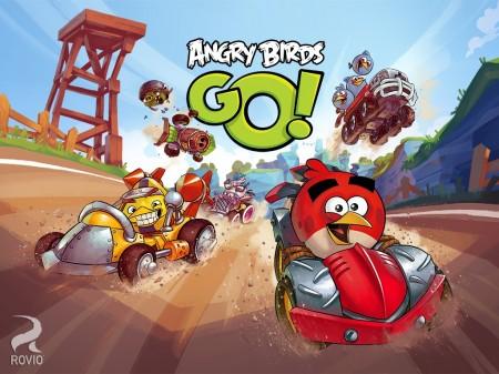 Angry Birds Go! [źródło: Google Play]