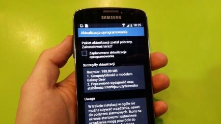 Galaxy S 4 Active - aktualizacja [źródło: galaktyczny.pl]
