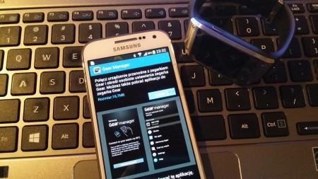 Galaxy S 4 mini - Gear Manager [źródło: galaktyczny.pl]