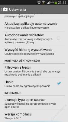Google Play 4.5.10 [źródło: galaktyczny.pl]