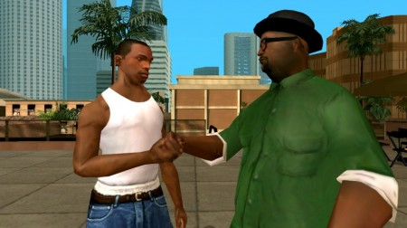 GTA: San Andreas [źródło: Google Play]