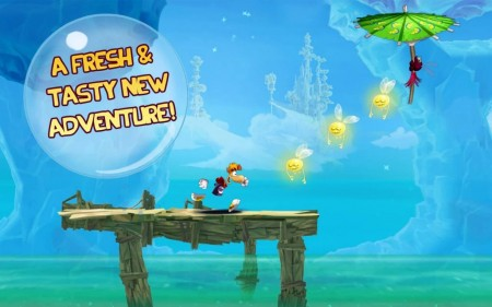 Rayman Fiesta Run [źródło: Google Play]