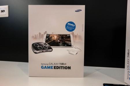 Galaxy Tab 3 8.0 Game Edition [źródło: AllAboutSamsung]