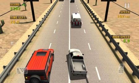 Traffic Racer [źródło: Google Play]