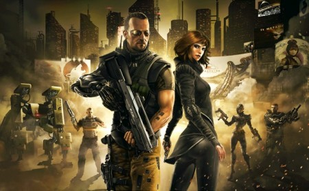 Deus Ex: The Fall [źródło: Producent]