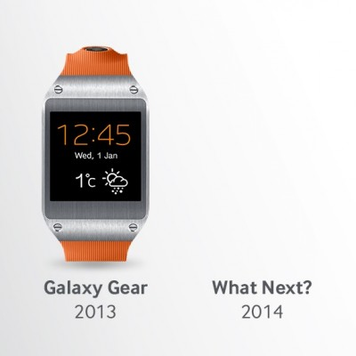Galaxy Gear - What Next? [źródło: Samsung]