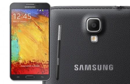 Samsung Galaxy Note 3 Neo [źródło: Samsung]