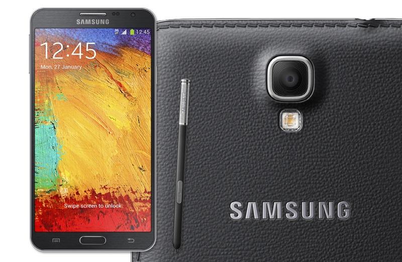 Samsung Galaxy Note 3 Neo / fot. Samsung