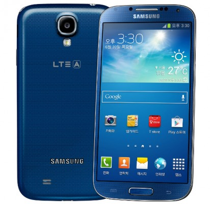 Samsung Galaxy S 4 LTE-A [źródło: Samsung]