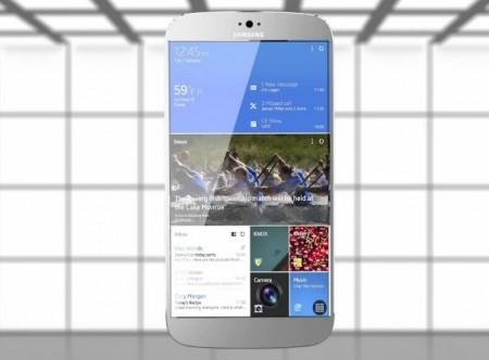 Samsung Galaxy S 5 - koncept [źródło: T3]
