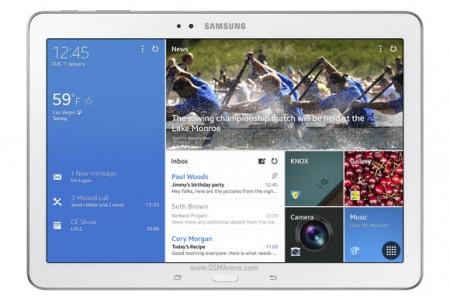 Galaxy Tab Pro 10.1 [źródło: GSMArena]
