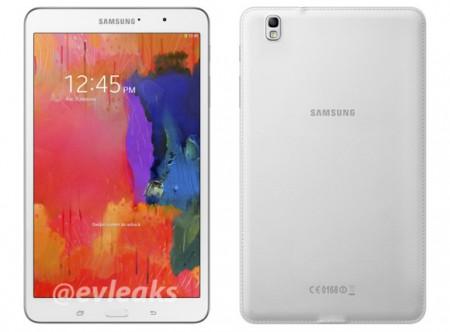 Galaxy Tab Pro 8.4 na CES 2014 [źródło: evleaks]