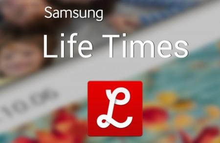 Samsung Life Times [źródło: SamMobile]