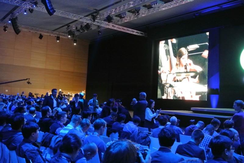 Premiera Galaxy S5