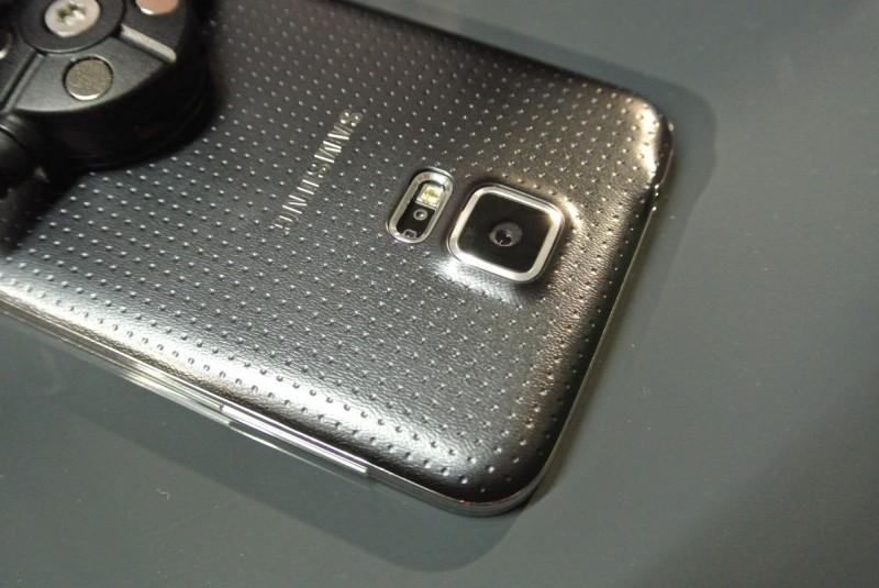 Samsung Galaxy S 5 - tył
