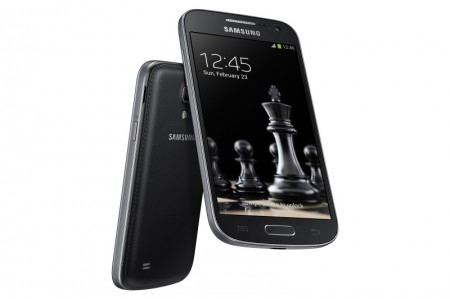 Samsung Galaxy S 4 mini Black Edition [źródło: Samsung]