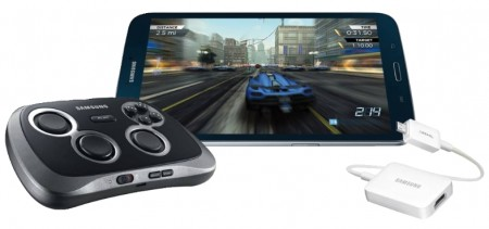 Galaxy Tab 3 8.0 Game Edition [źródło: MediaMarkt]