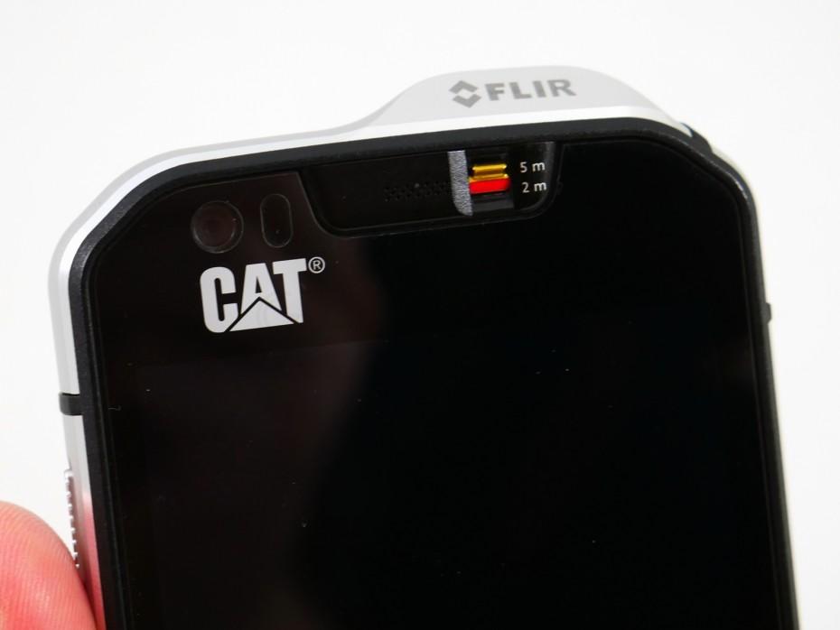 CAT S60 / fot. galaktyczny