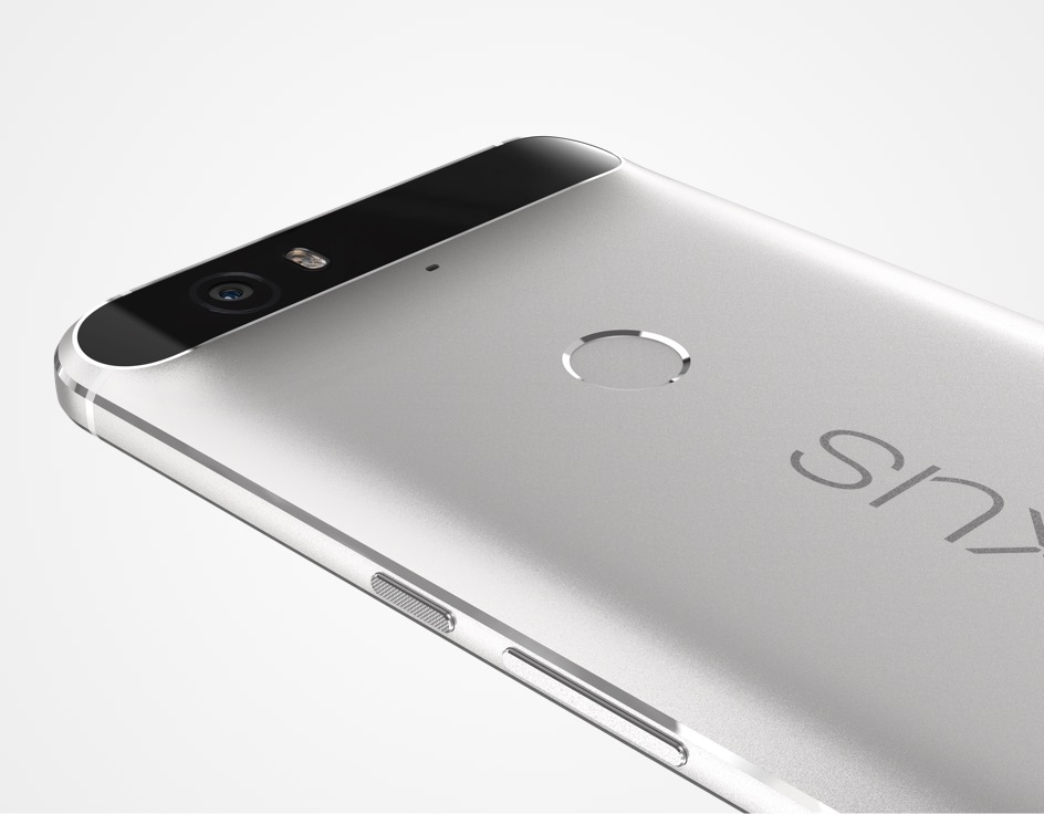 LG Nexus 6P / fot. Google