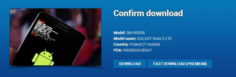 Przycisk Download